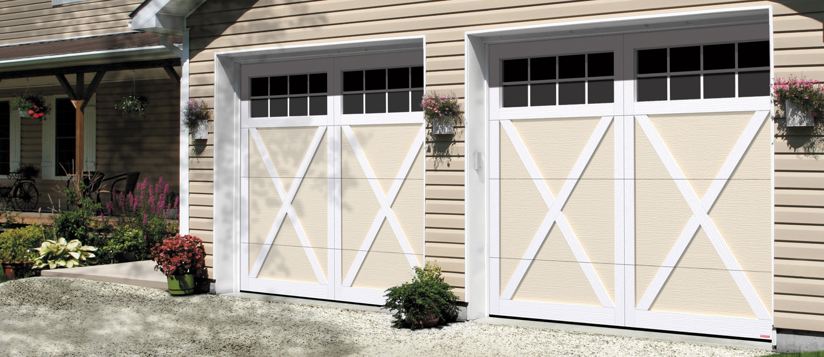 wooden door large repair services opener size service trim carriage full houston style chamberlain garage of doors